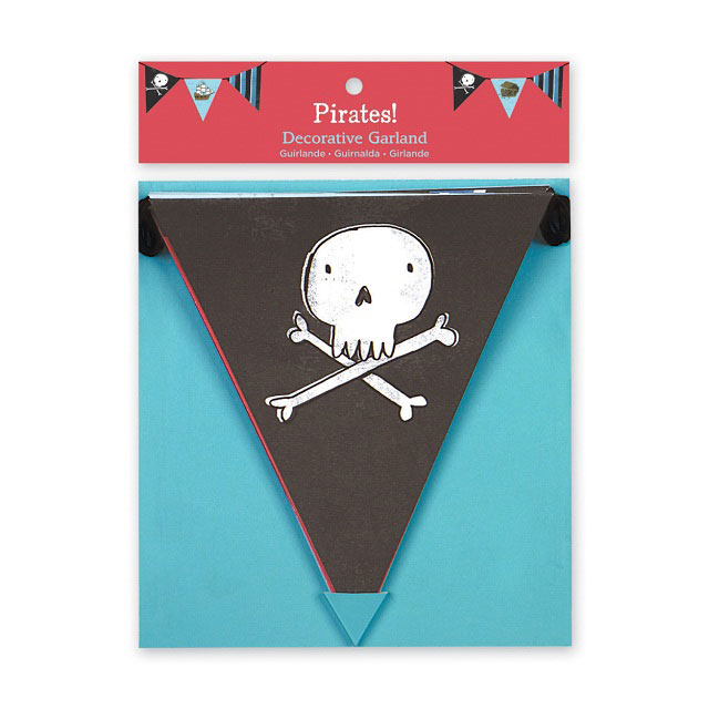 Mudpuppy Pirate Garland