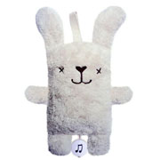 Bonnie Bunny Musical Mate ~ DingaRing ~ O.B.Designs Australia