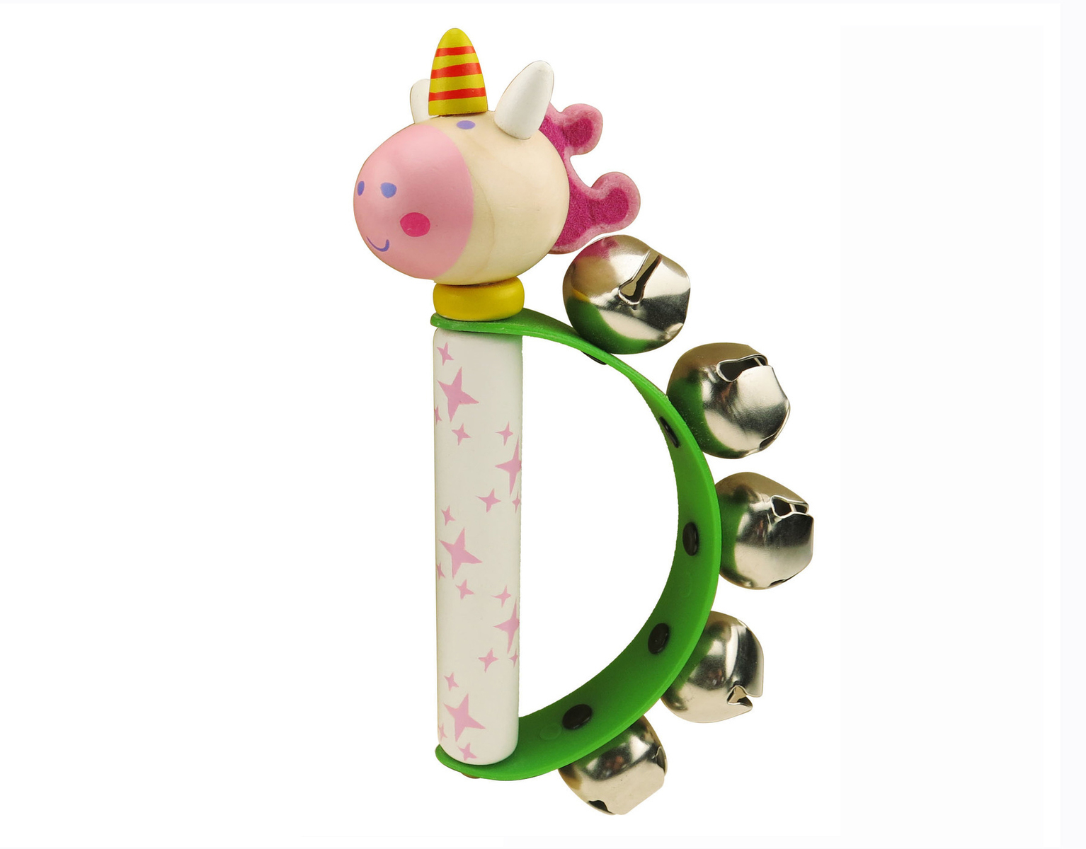 Unicorn Hand Bell by Kaper Kids 0+