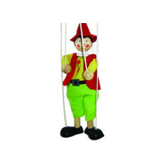 Pinocchio String puppet ~ Marionette ~ puppetry ~ pretend play