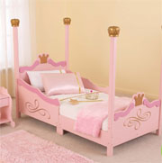Princess Toddler Bed by Kidkraft
