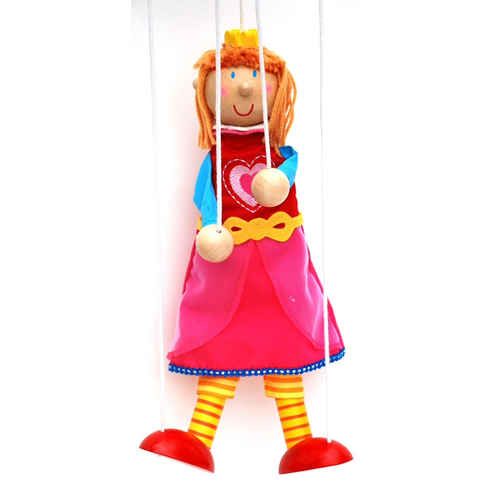 Princess String puppet ~ Marionette ~ puppetry ~ pretend play