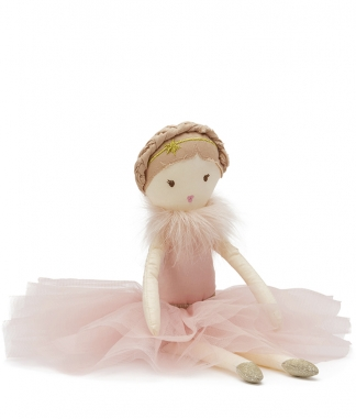 Miss Rosey in Pink ~ Doll by NANA HUCHY