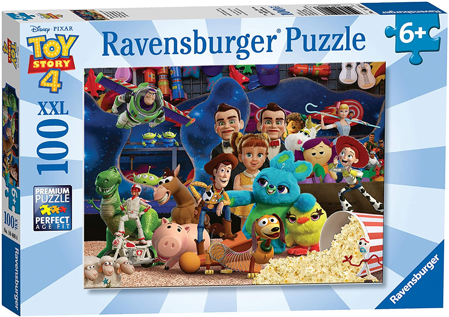 Ravensburger Toy Story 4 ~ To the Rescue 100 pc Puzzle 6+