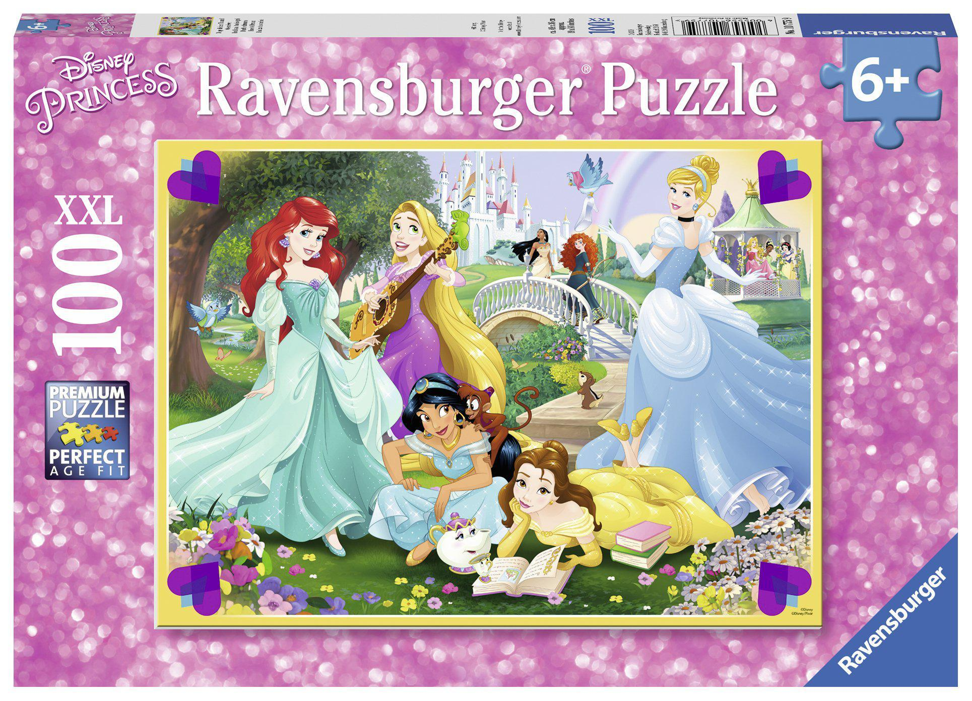 Ravensburger Disney Princess Collection ~ Dare to Dream 100 pc Puzzle 6+