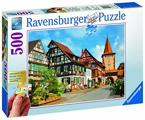 Ravensburger - Gengenbach Germany Jigsaw Puzzle 500pc