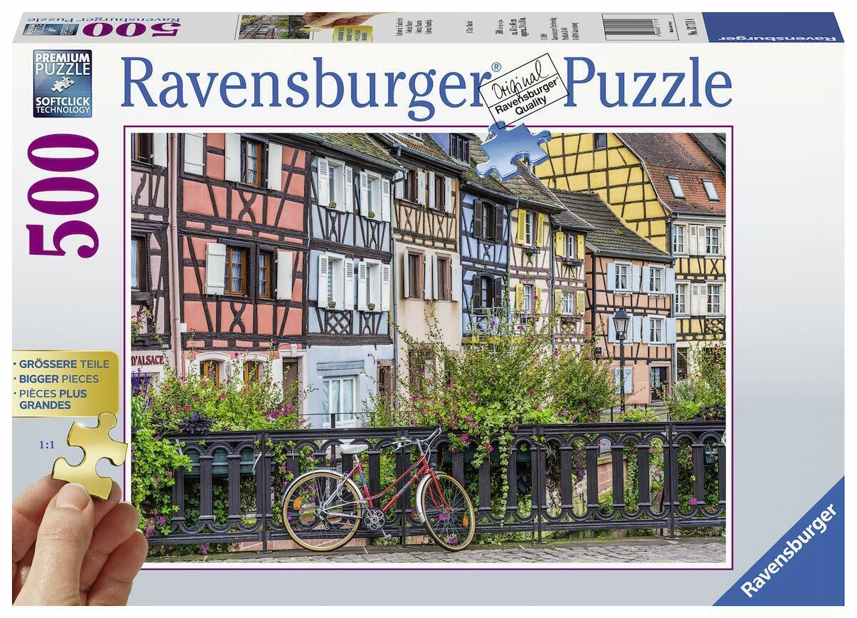 Ravensburger - Colmar France Puzzle 500pc