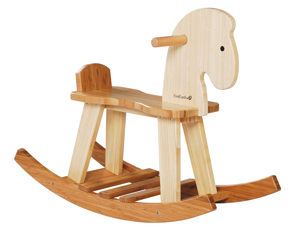 Rocking Horse by EverEarth Toys ~ Eco Friendly