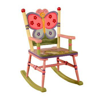 Magic Garden Rocking chair by Teamson