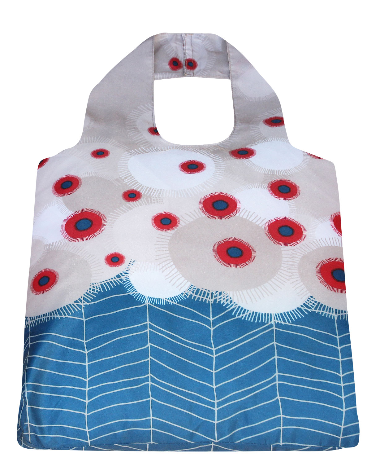 SAKitToMe ~ Poppies Design ~ Compact Bag by Envirotrend