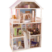 Wooden Savannah Doll House by Kidkraft