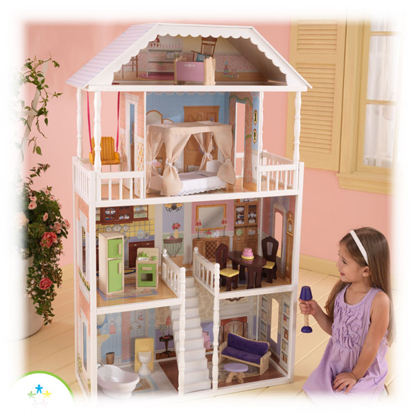 Doll Houses in different designs