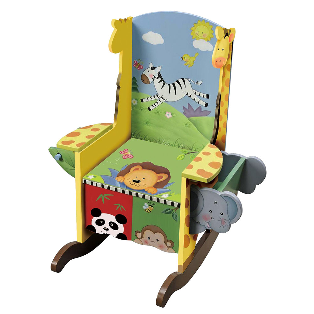 Sunny Safari Potty Chair by Teamson - Fantasy Fields