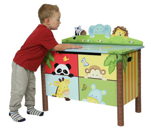 For a limited time only Sunny Safari Toy Chest on Special