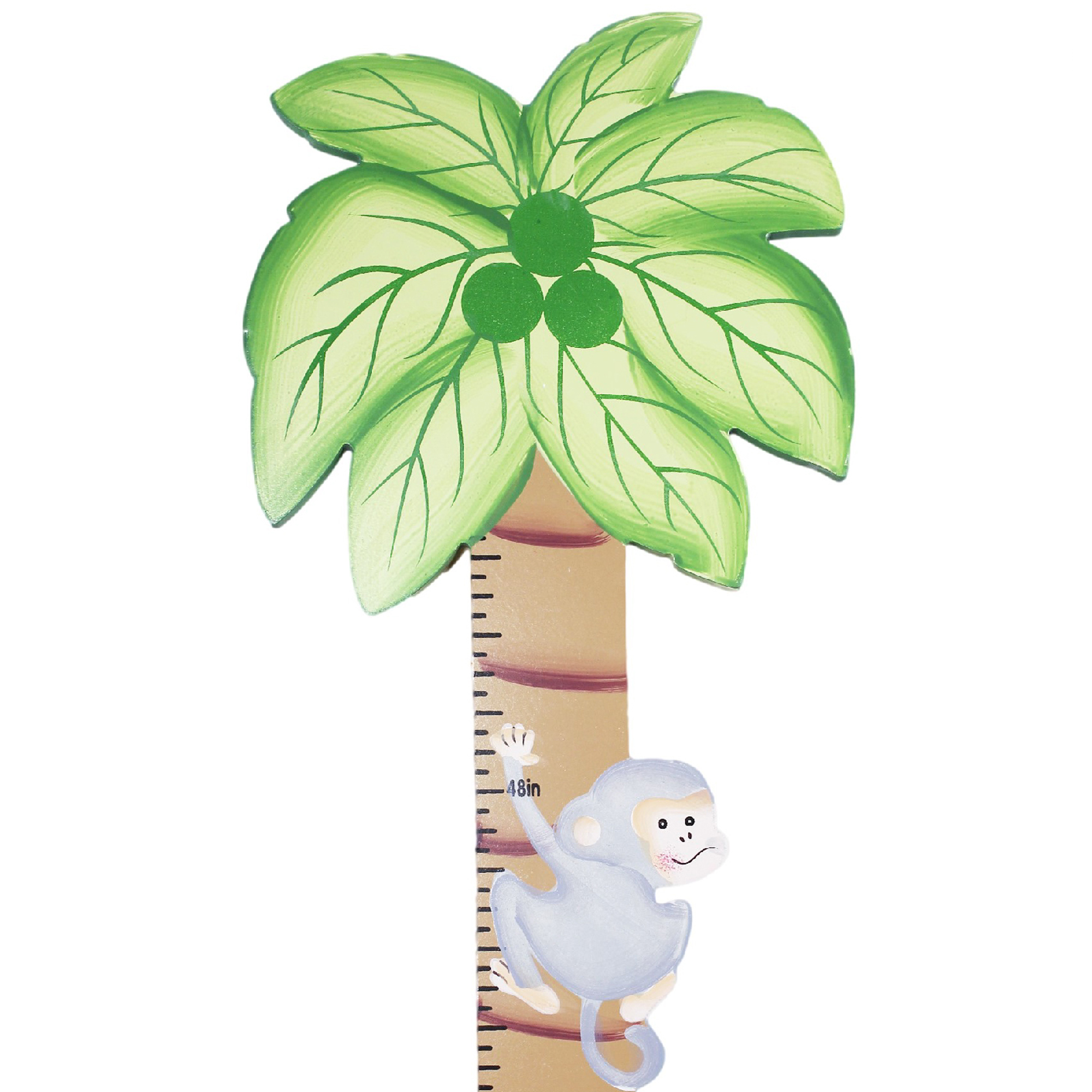 Sunny Safari Growth Chart by Teamson - Fantasy Fields
