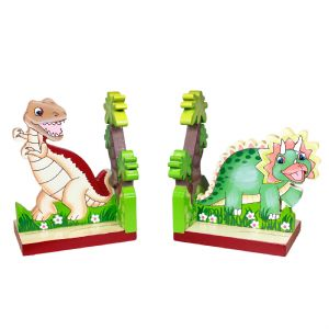 Dinosaur Bookends by Teamson Fantasy Fields