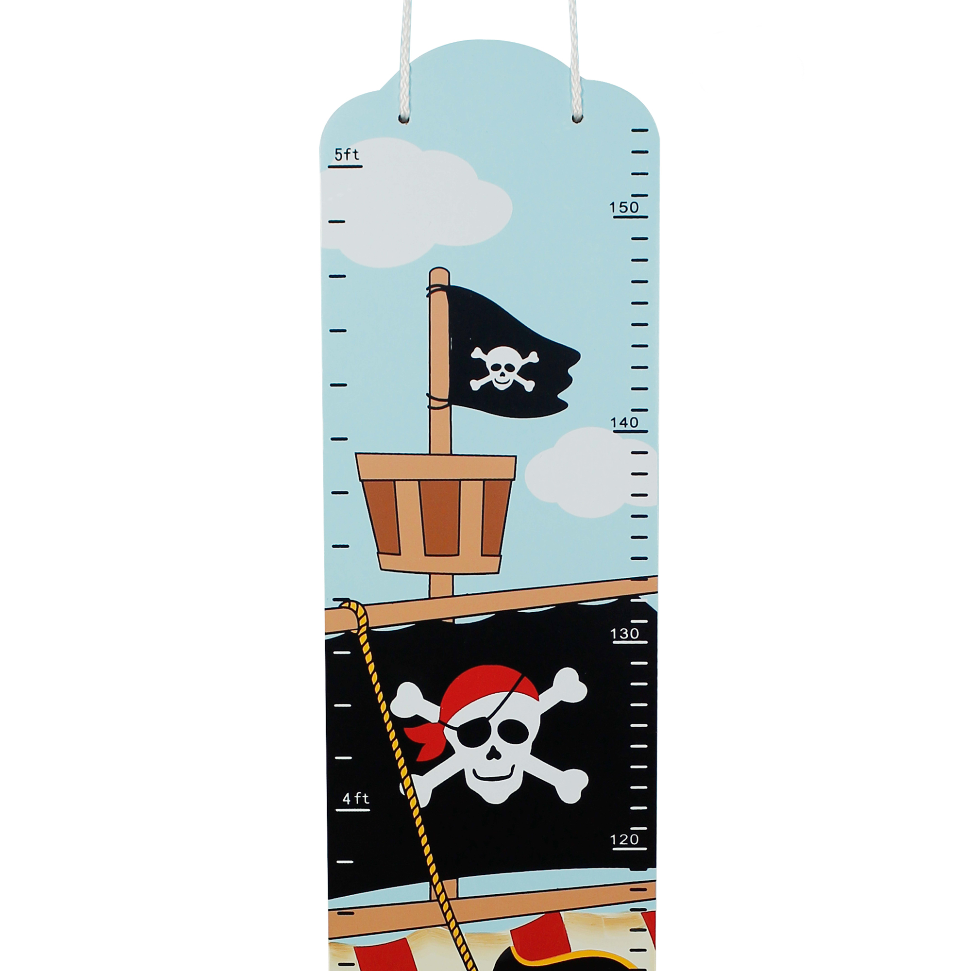 Pirate Growth Chart by Fantasy Fields Teamson