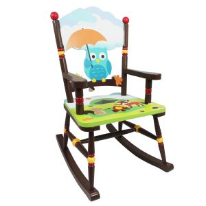 Enchanted Woodlands Rocking Chair ~ Fantasy Fields ~ Teamson