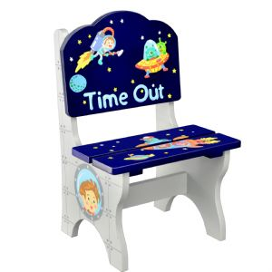 Outer Space Time Out Chair ~ Fantasy Fields ~ Teamson