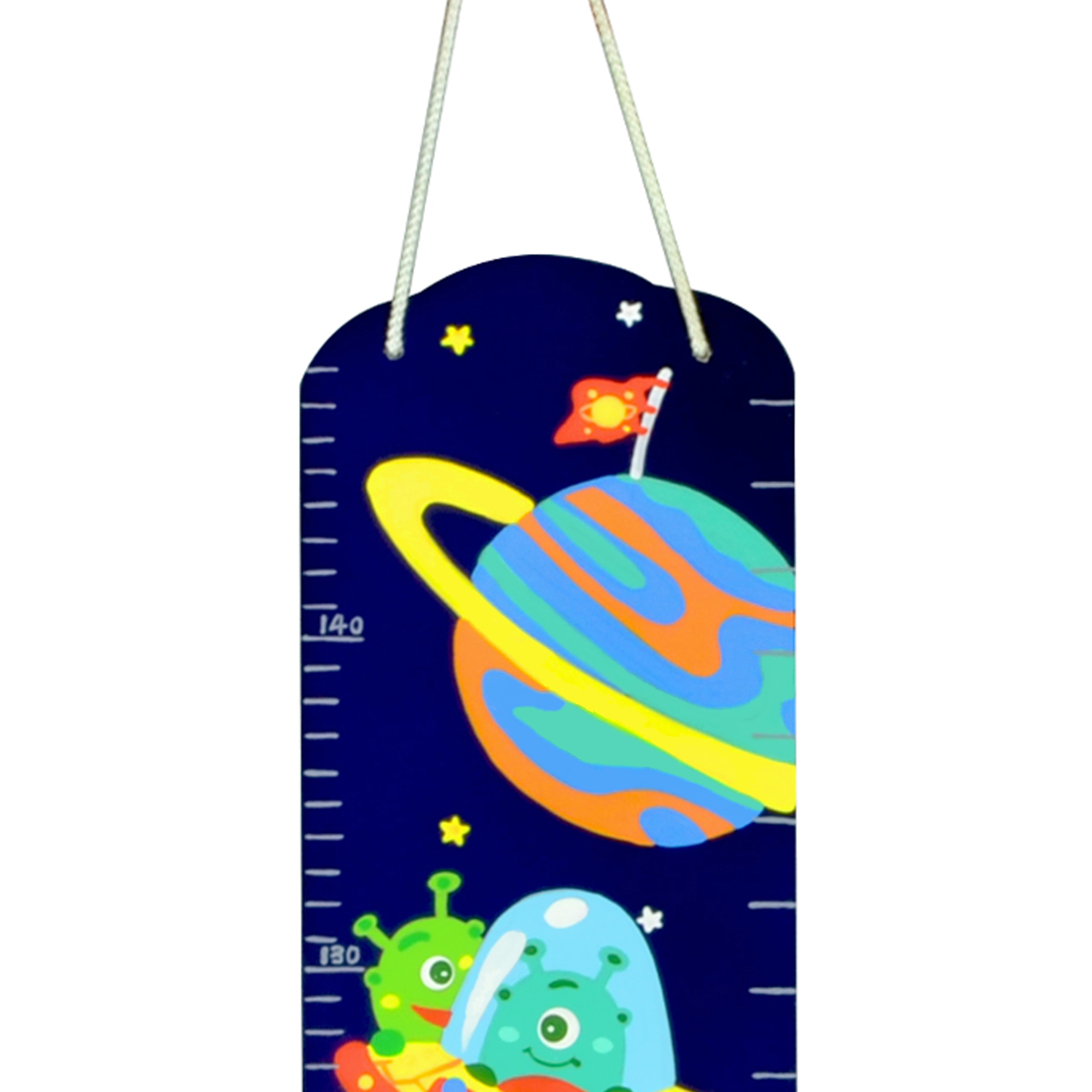 Outer Space Growth Chart ~ Fantasy Fields ~ Teamson