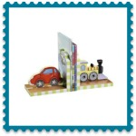 Transportation Bookends by Teamson