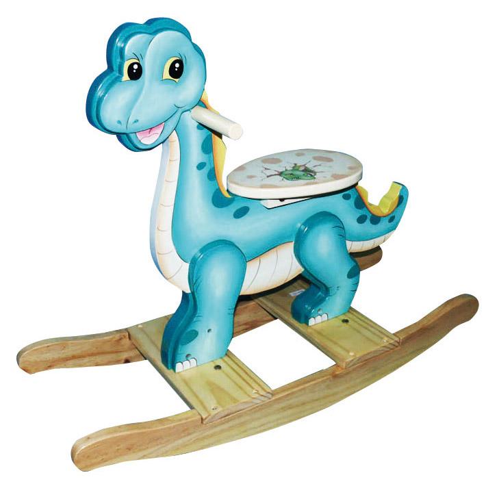 Rocking Dinosaur by Teamson
