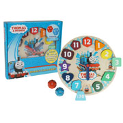 Thomas and Friends wooden Clock Game by Tree Toys