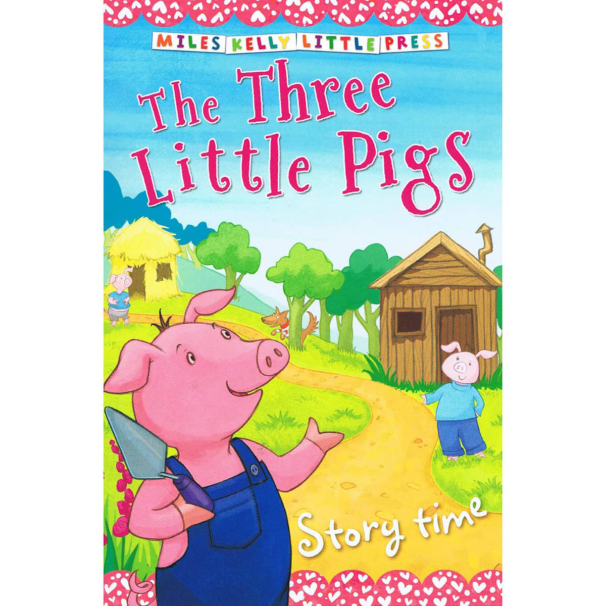 Early Reader ~ The Three Little Pigs – By Belinda Gallagher