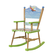 Transport rocking chair by Teamson