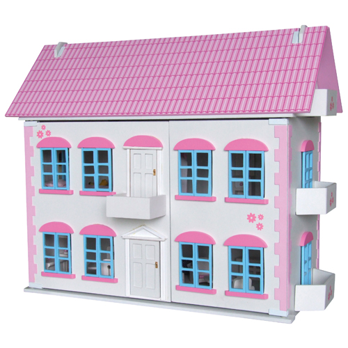Wooden Whitehall Doll House by Timbertop Toys
