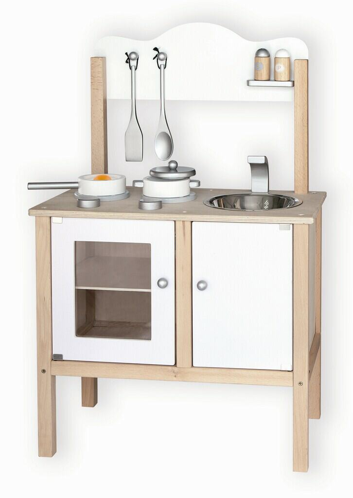 Wooden Noble Kitchen by Viga