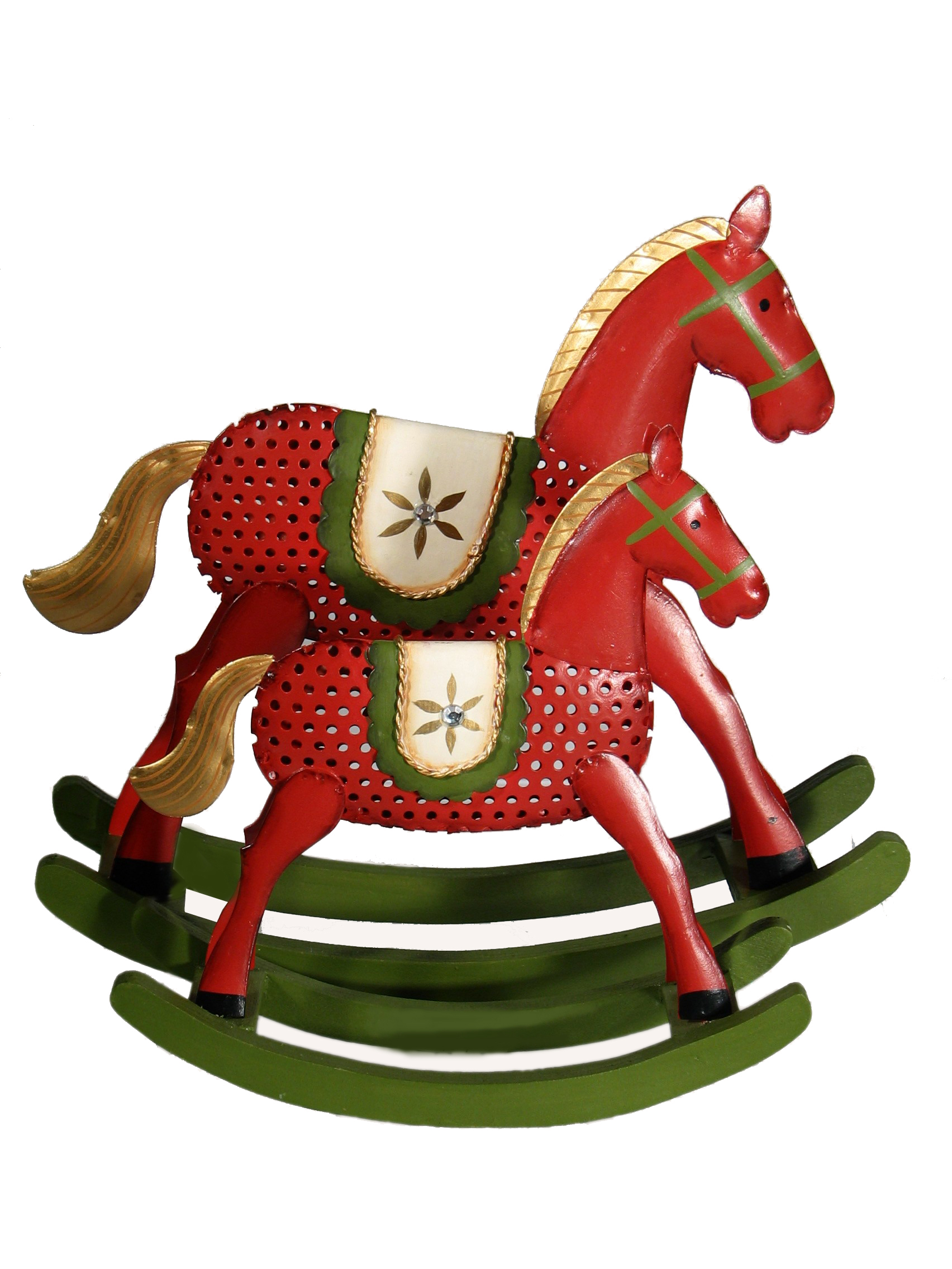 Christmas Decor --- Rocking Horse Small