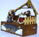 MUSIC BOX - AWAY IN A MANGER