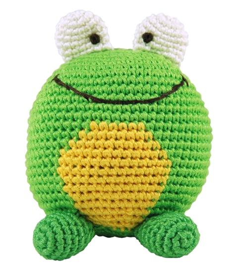 Dandelion rolypoly frog rattle