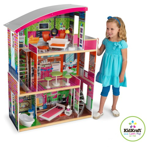 Designer Doll House down to $163.75 from $233.99