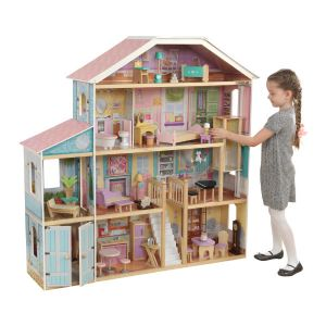 Grand View Mansion Dollhouse with EZ Kraft Assembly by Kidkraft ~ (ETA early June 2019)