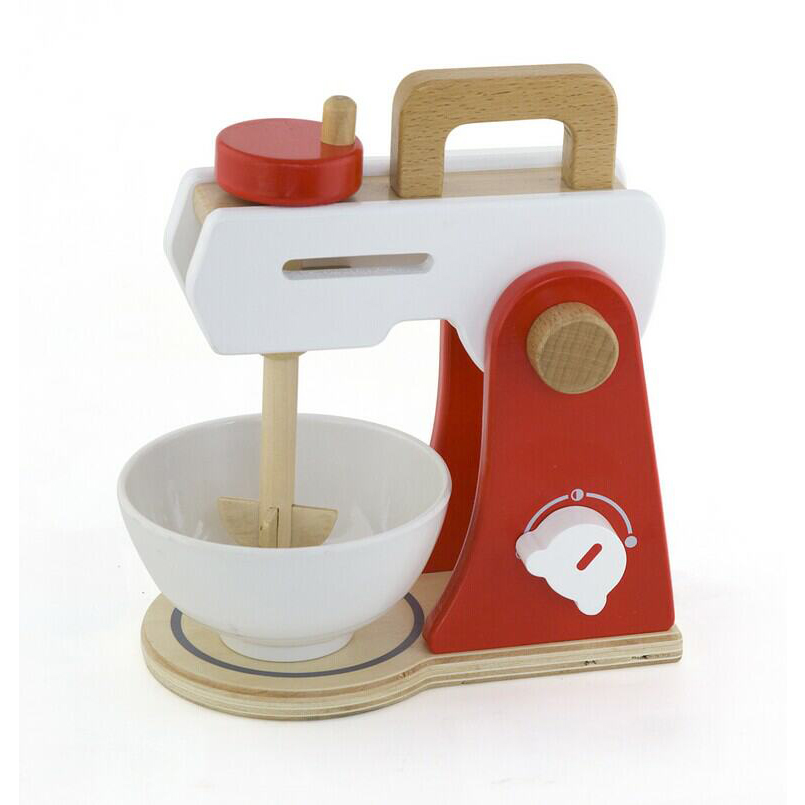 Wooden Kitchen Mixer - pretend play by Viga Toys
