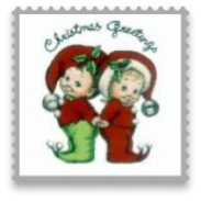 Personalised Christmas Bauble - Christmas Elves - A1