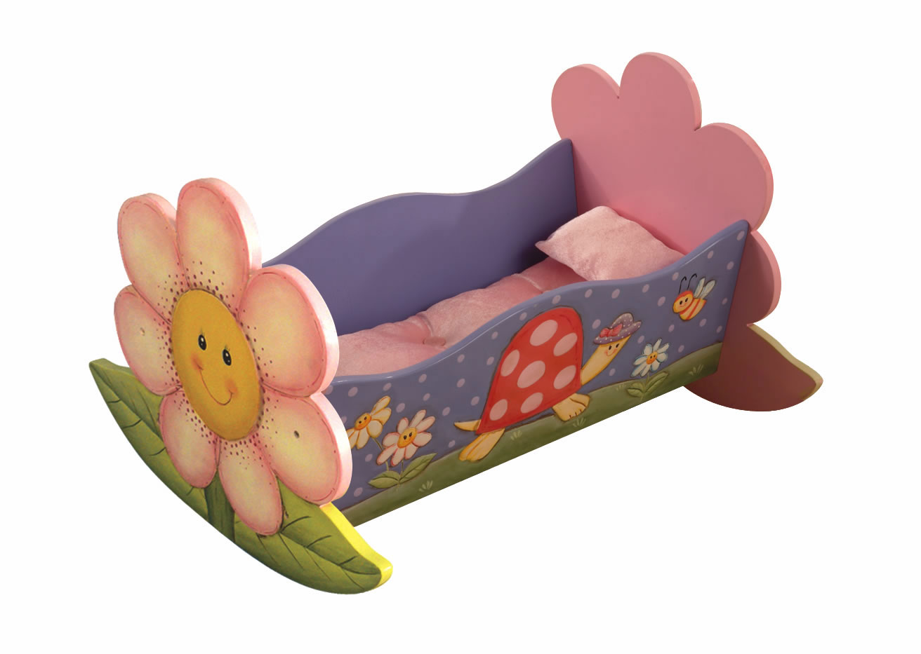 Magic Garden Rocking Cradle by Teamson