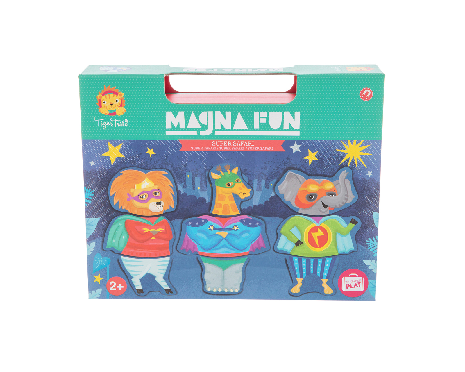 Magna Fun ~ Super Safari by Tiger Tribe   2+