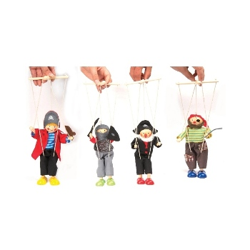 PIRATE COLLECTION --set x 4