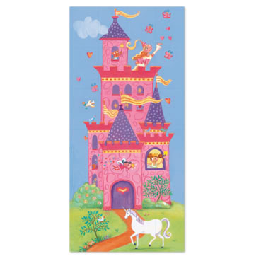 Match Up Game & Puzzle, Learn to count -- Princess by Peaceable Kingdom