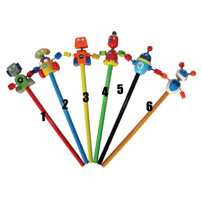 Robot Pencils