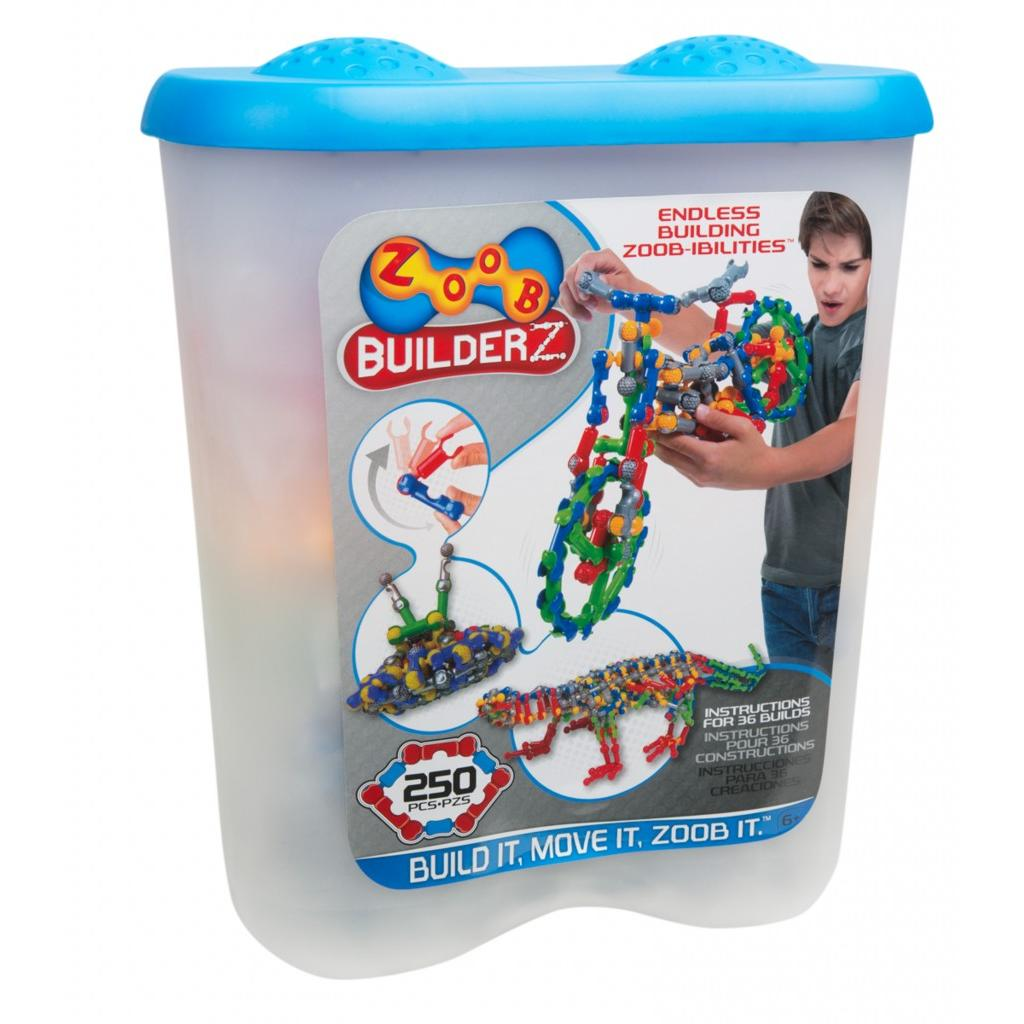 ZOOB BuilderZ 250 Piece Building set 6+
