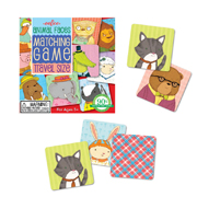 eeBoo matching Travel game - I Never Forget an Animal Faces