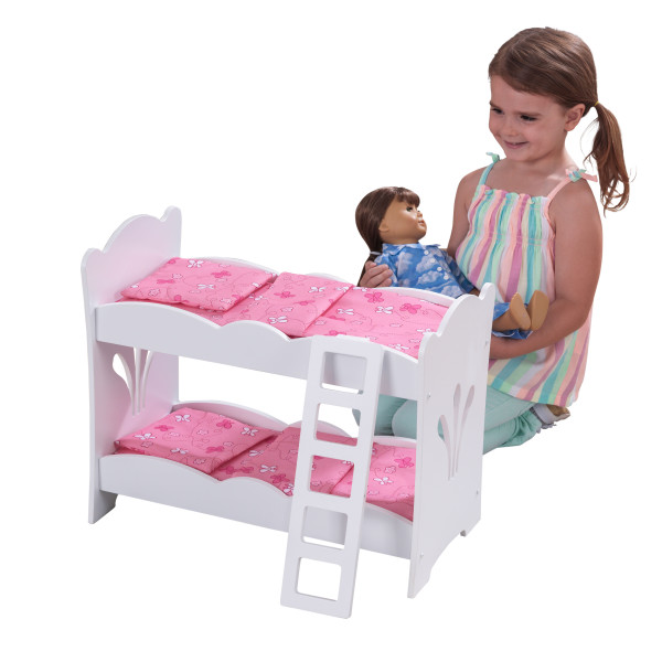Wooden Lil' Doll Bunk Bed by Kidkraft